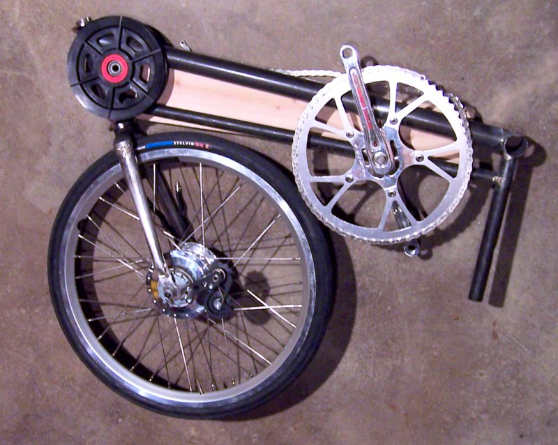 Recumbent Bike Parts Every Part of This Bike