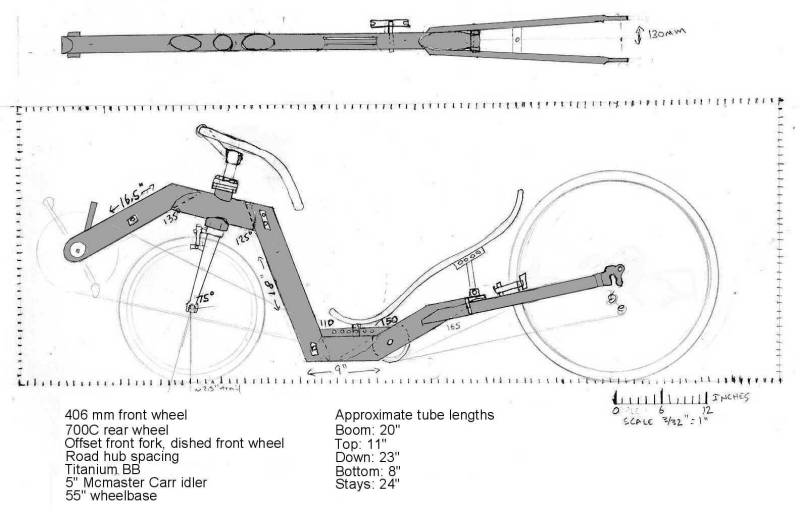 Recumbent Bike Plans Recumbent Bike Plans Free