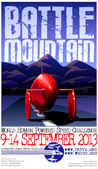 Battle mountain 2013