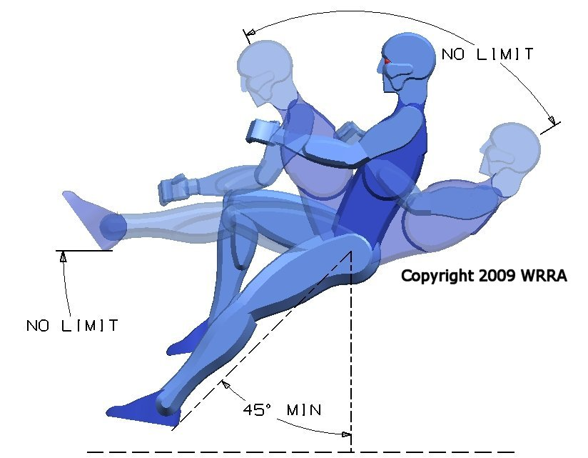 Definition of the Recumbent Body Position
